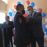 В Промышленновском округе наградили лучших сотрудников ГАИ