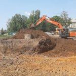 В Анжеро-Судженске строят два новых дома