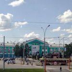 В Кемерове с ж/д вокзала пропали часы