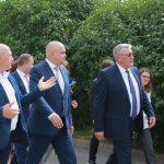 Сергей Цивилёв рассказал, какие изменения произошли в Полысаво за 1000 дней