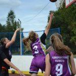 В Берёзовском состоялись региональные соревнования по стритболу