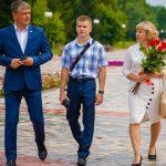 Владимир Машков оценил актёрский талант школьника из Юрги
