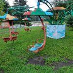 В Юрге из-за нарушений опечатали парк аттракционов