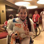 На паралимпиаде в Токио выступит жительница Новокузнецка