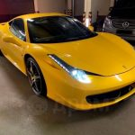 Кемеровчанин продаёт Ferrari за 15 миллионов
