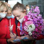 Сергей Цивилев поздравил кузбасских олимпийцев с медалями