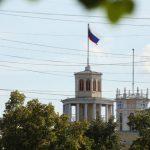 Губернатор Кузбасса посетил большую стройку в Юрге