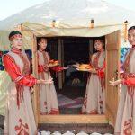 В Белове открылась этническая площадка