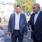 Губернатор Кузбаса побывал в Анджеро-Судженске с рабочим визитом