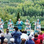 В Крапивиснком районе прошёл фестиваль национальных культур