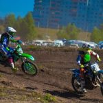 В Прокопьевске проходит Чемпионат России по мотокроссу