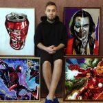 Художник из Прокопьевска красиво ответил на критику хейтеров