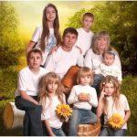 Жители Анжеро-Судженска — в числе победителей Всероссийского конкурса «Семья года — 2021»