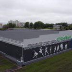 В Кузбассе открылся новый спортивный комплекс «Сосновый»