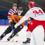 Хоккейный клуб «Кузбасс» вышел в финал Кубка России по хоккею с мячом