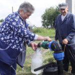 В садовом обществе Анжеро-Судженска решена проблема с водой