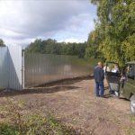 В Кузбассе привели в порядок территорию сибиреязвенного захоронения