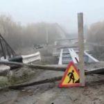Администрация Яшкинского района прокомментировала жалобу на разобранный мост