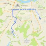 Кемеровчанам объяснили причину отсутствия автобусов на маршруте №17