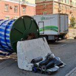 Стало известно, когда завершится ремонт трубопровода на Ноградской