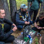 В Новокузнецке байкеры почтили память погибших мотоциклистов