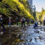 Кузбасские туристы открыли осенний сезон путешествий