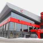 Сергей Кузнецов показал фото строящейся Арены кузнецких металлургов