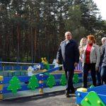 Сергей Цивилев проверил строительство детских садов в Кемерове и темпы дорожных работ