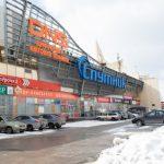 В Кемерове закрыли ТЦ «Спутник»