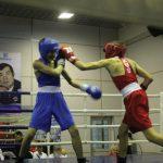 В Кемерове прошел открытый турнир по боксу