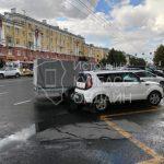 Житель Кемерова предложил реорганизовать остановку в центре города