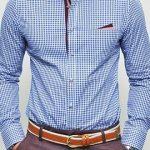 Модные тренды: стильные рубашки для мужчин