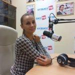 Мастер спорта по кинокусинкай из Кемерова побывала в эфире радио «Кузбасс FM»