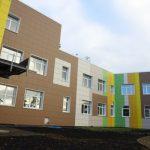 Сергей Цивилёв проверил ход строительства детского сада в Кемерове