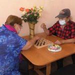 В Мысках появилось отделение дневного пребывания для пожилых людей и инвалидов