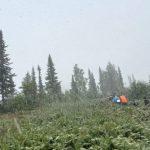 Первый снег в Кузбассе: стало известно, что он выпал ещё в августе