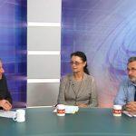 Кузбасские социологи Елена Морозова и Игорь Бельчик обсудили итоги предвыборных соцопросов ВЦИОМ и ФОМ