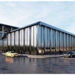 Кузбассовцам показали эскиз нового аэропорта в Новокузнецке