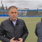 Илья Середюк рассказал о будущем стадиона «Химик»