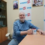 Чемпион мира по шахматам побывал в эфире радио «Кузбасс FM»