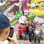 В Новокузнецке детей-сирот научат рисовать граффити