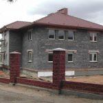 Строительство домов с помощью керамзитоблоков