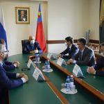 Сергей Цивилев встретился с членами Федерального собрания России от Кузбасса