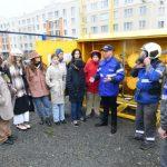 Кузбасские школьники могут познакомиться с промышленными профессиями региона