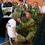 В Кемерове прошла военно-патриотическая эстафета памяти Юрия Латыпова