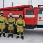 Кемеровские пожарные спасли семь человек
