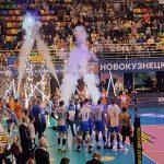 ВК «Кузбасс» встречается дома с «Динамо-ЛО» в первом туре регулярного чемпионата