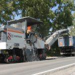 В кузбасском посёлке провели капитальный ремонт дорог