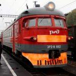 Житель Прокопьевска попал под поезд