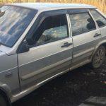 В Кемерове пьяный водитель наехал на пешеходов и скрылся